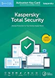 Kaspersky Total Security 2020 5 Devices 1 Year PC/Mac/Android (Activation Code Via Email Only)