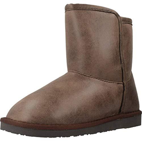 Botas para niña, Color marrón, Marca CONGUITOS, Modelo Botas para Niña CONGUITOS II554285 Marrón