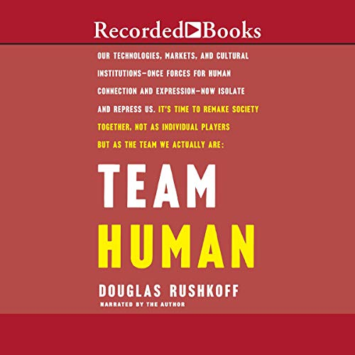 Couverture de Team Human