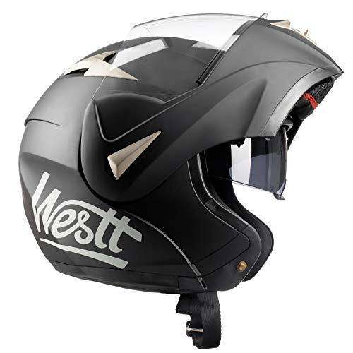 Casco modular integral