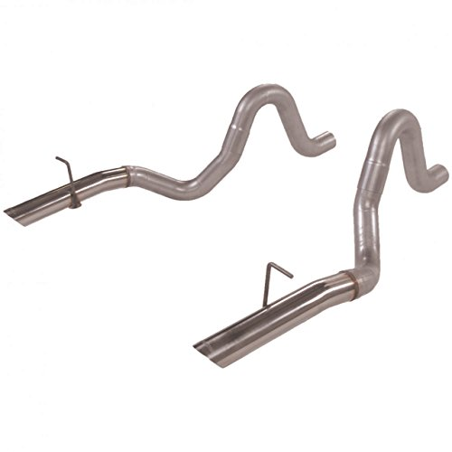 Flowmaster 15820 87-93 Ford Mustang Lx 3 In. T-Pipes