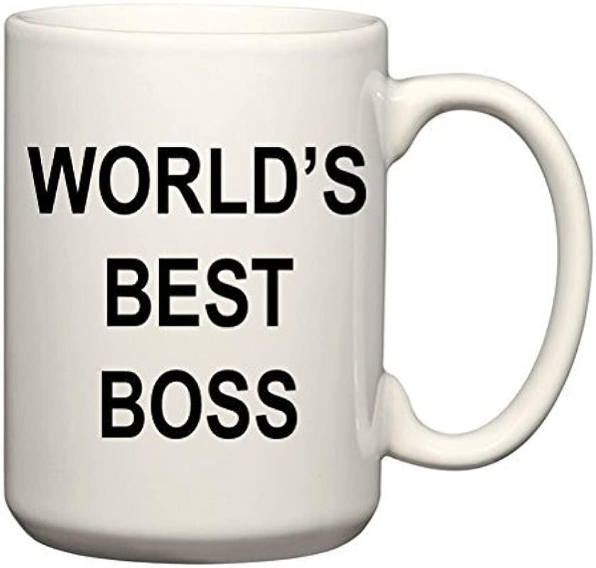 World S Best Boss Mug The Office Michael Scott Mug CoolTVProps The Office TV Show Coffee Mug The Office US Version TV Show Mugs 15 Oz