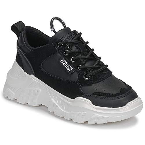 Versace Jeans Sneaker Couture Donna cod.E0VVBSC2 Black Size:40