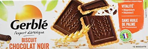 Gerblé Biscuits Chocó Noir Intense 150 g