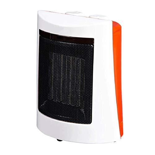 SONGAI Termoventilador Calentadores Calentador de pequeña Oficina Calentador eléctrico de bajo Consumo duraderos
