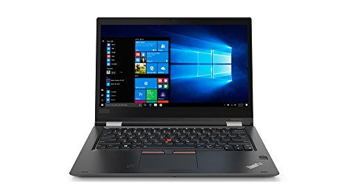 Lenovo ThinkPad Yoga X380 13.3' Touch Laptop - Core i5 1.6GHz CPU, 8GB RAM, 256GB SSD, Windows 10 Pro
