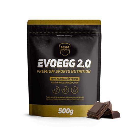 Proteína de Huevo de HSN Evoegg 2.0 | 100% Albúmina de