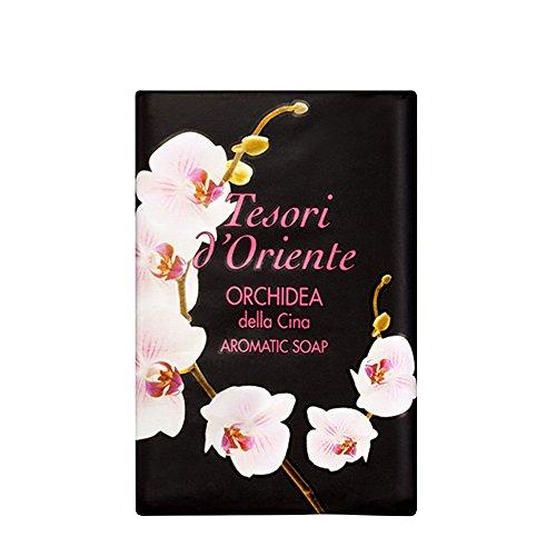 Orchidée Savon aromatique 150 gr solide mixte