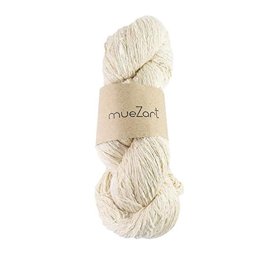 Muezart 100% Natural Eri Silk Yarn   20/2
