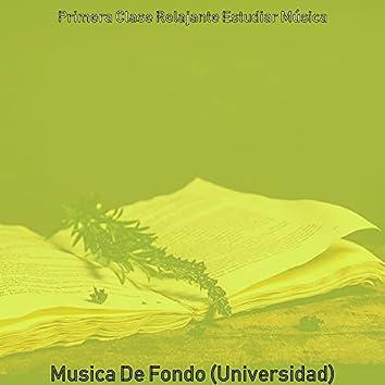 Musica De Fondo (Universidad)