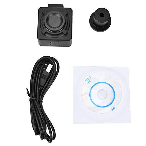 5.0MP Digitales Mikroskopkamera elektronisches Mikroskop USB Okular Kamera Elektronisches Okular Mikroskop Modul CMOS Sensor Standardzubehör Unterstützung für WIN10/7/8