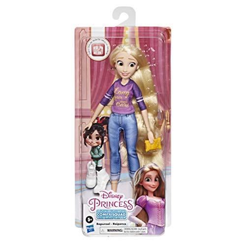 Disney Princess - Comfy Squad Muñeca...