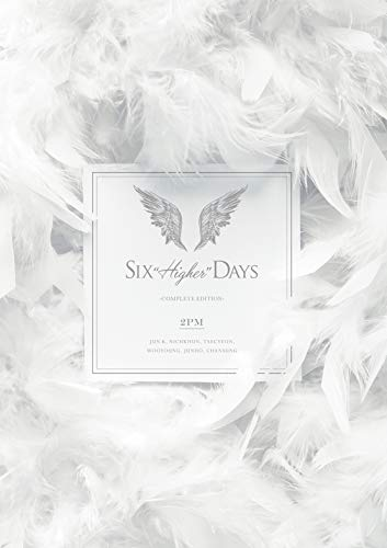 """2PM Six""""HIGHER""""Days -COMPLETE EDITION-(完全生産限定盤)(特典なし) [Blu-ray]"""