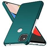 Avalri Google Pixel 4A Hülle, Superdünne Handyhülle Hardcase aus PC Stoß- & Kratzfest Kompatibel mit Google Pixel 4A (Not Compatible for Google Pixel 4A 5G)(Grün)