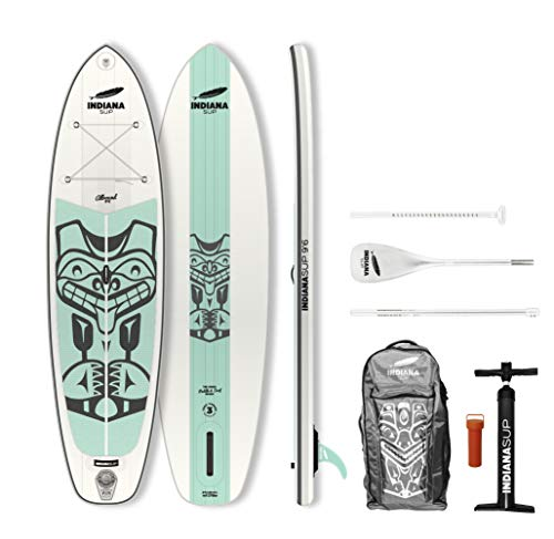 Indiana 9'6 Allround LITE Pack Basic with 3-piece Fibre/Composite Paddle