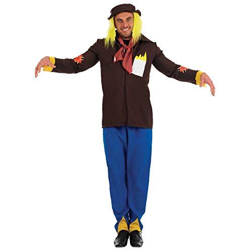 Fun Shack Marrn Espantapjaros Disfraz para Hombres - XL