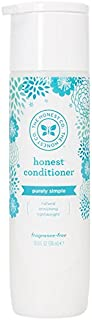 The Honest Company Purely Sensitive Conditioner | Fragrance Free | Hypoallergenic & Dermatologist Tested | Gentle for Babies | Tear Free | Paraben Free | Calendula & Aloe | 10 Fluid Ounce
