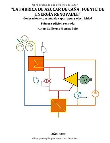 """""""LA FÁBRICA DE AZÚCAR DE CAÑA: FUENTE DE ENERGÍA RENOVABLE"""": Generación y consumo de vapor, agua y electricidad. Primera Edition Revisada"""
