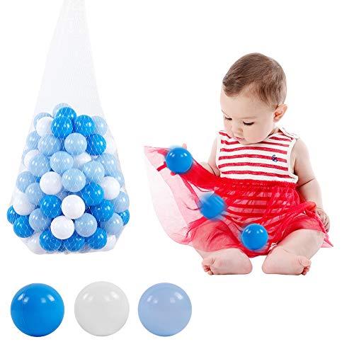 Demeras Ocean Pit Balls Reutilizables Juguetes para niños Bebé Niño Juguete de natación Amigos Familia Niños Niñas Pits Pen Pool