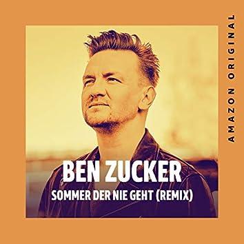 Sommer der nie geht (Rico Bernasconi Remix) (Amazon Original)
