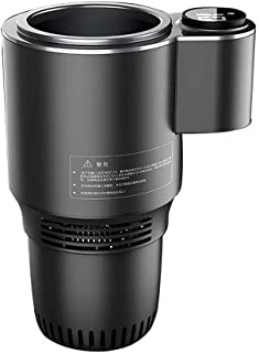 UOOD Premium 2-in-1 Car Cup Warmer Cooler Smart Car Cup Mug Holder   Perfect Car Tumbler Holder for Commuter/Road Tripper ...
