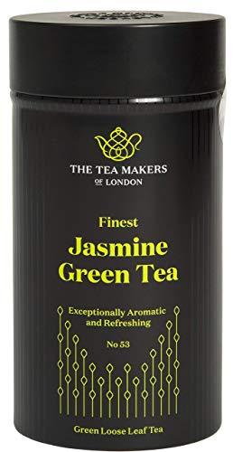 The Tea Makers of London Natürlicher chinesischer Jasmin Grüntee, lose