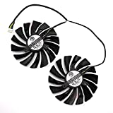 Graphics card cooling fan for MSI GTX 1060 1070 1080 ARMOR OC graphics card cooling fan PLD10010S12HH