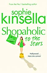 """8 titles from """"Shopaholic"""" series on sale, at 99p each."""