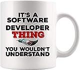 Not Applicable Softwareentwickler Tasse Kaffee Best Ever Cup - was Sie Nicht verstehen würden Programmierer Entwickler Entwickler Entwickler