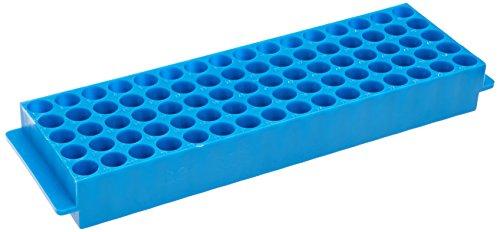 neoLab 2-2564 Top-Rack für 80 Reaktionsgefäße, 1,5 mL, Blau