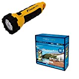Toucan City LED Flashlight and Misty Mate Cool Patio 30 Deluxe Misting System 16031