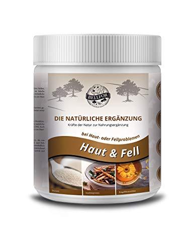 Bellfor Nahrungsergänzung für Hunde bei Haut und Fellproblemen Haut & Fell - Pulver - 250g