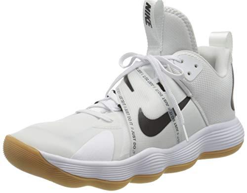 Nike CI2955-100_47, Scarpe da pallavolo Uomo, Bianco, EU