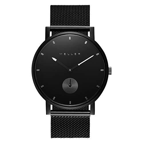 Meller - Maori All Black - Relojes para hombre y mujer