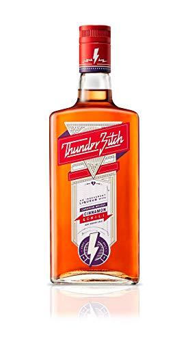 Thunder Bitch Licor Whisky, Canela y Chili Picante 700 ml