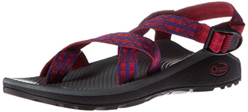 Chaco Women's Zcloud 2 Athletic Sandal, Berry Anemone, 7 M US