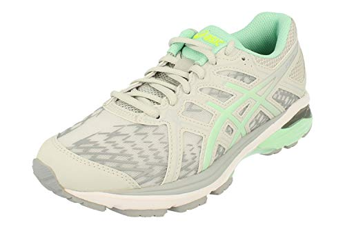 Asics GT-Express Mujeres Running Trainers 1012A954 Sneakers Zapatos (UK 7 US 9 EU 40.5, Glacier Grey Mint Tint 020)