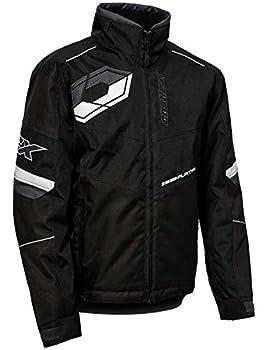 Castle X Men s Platform Jacket in Black Size XL