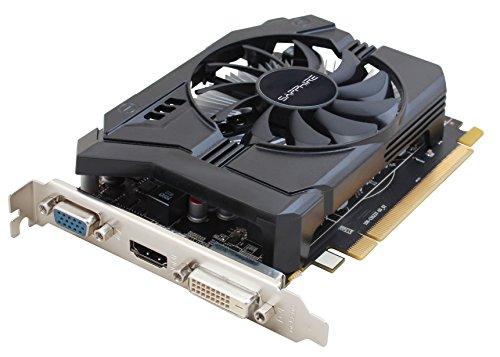 Sapphire Radeon R7 250 4GB DDR3 GDDR3 - Tarjeta gráfica (Radeon R7 250, 4 GB,...