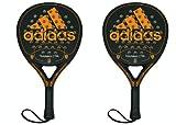 Adidas Paddle Tennis Racket Training CTRL Fiber Glass with Eva...