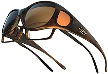 amazon review of best fitover sunglasses for glasses