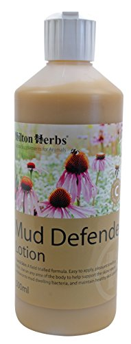 Hilton Herbs Mud Defender Lotion - 500 ML