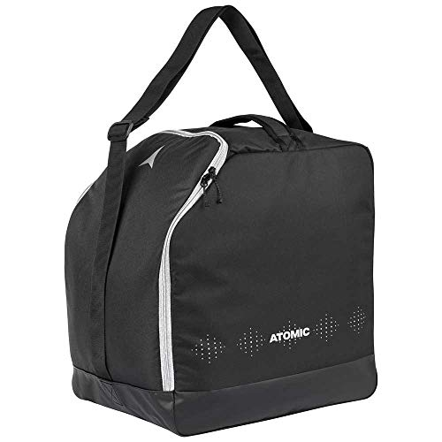 ATOMIC Bolsa Botas W Boot & Helmet Bag Cloud esquí, Mujeres, Black/Silver...