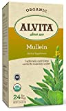 Alvita Teas Mullein Tea Bag, 24 Count