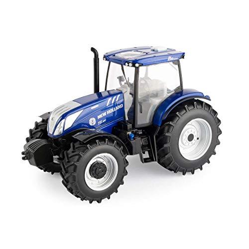 ERTL 1/32 New Holland T6.180 Blue Power with MFD 13957 -  ERT13957