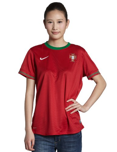 Portugal home jersey EURO 2012 womens-XS | 158