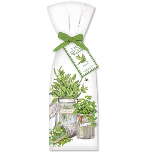 Top 10 Best Selling List for herb kitchen towels