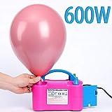 Truefans TUREFANS Gonfleur électrique Ballon électrique Pompe de Gonflage Buses d'air du Ventilateur Portable 600w