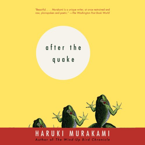 After the Quake audiobook cover art