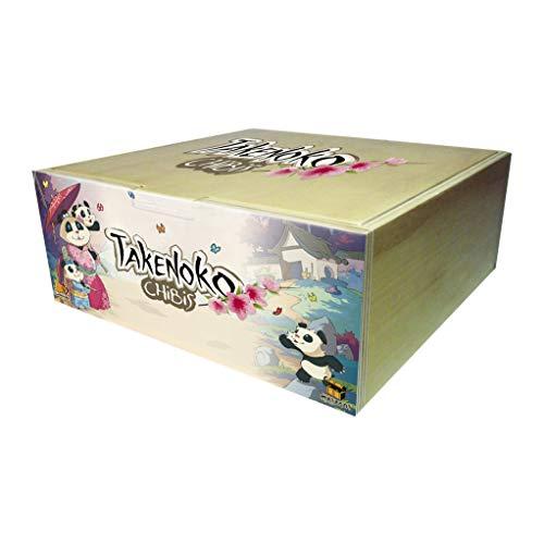 200525SAS matstak5–takenoko: Chibis Collector Edition, Familias estándar Juegos